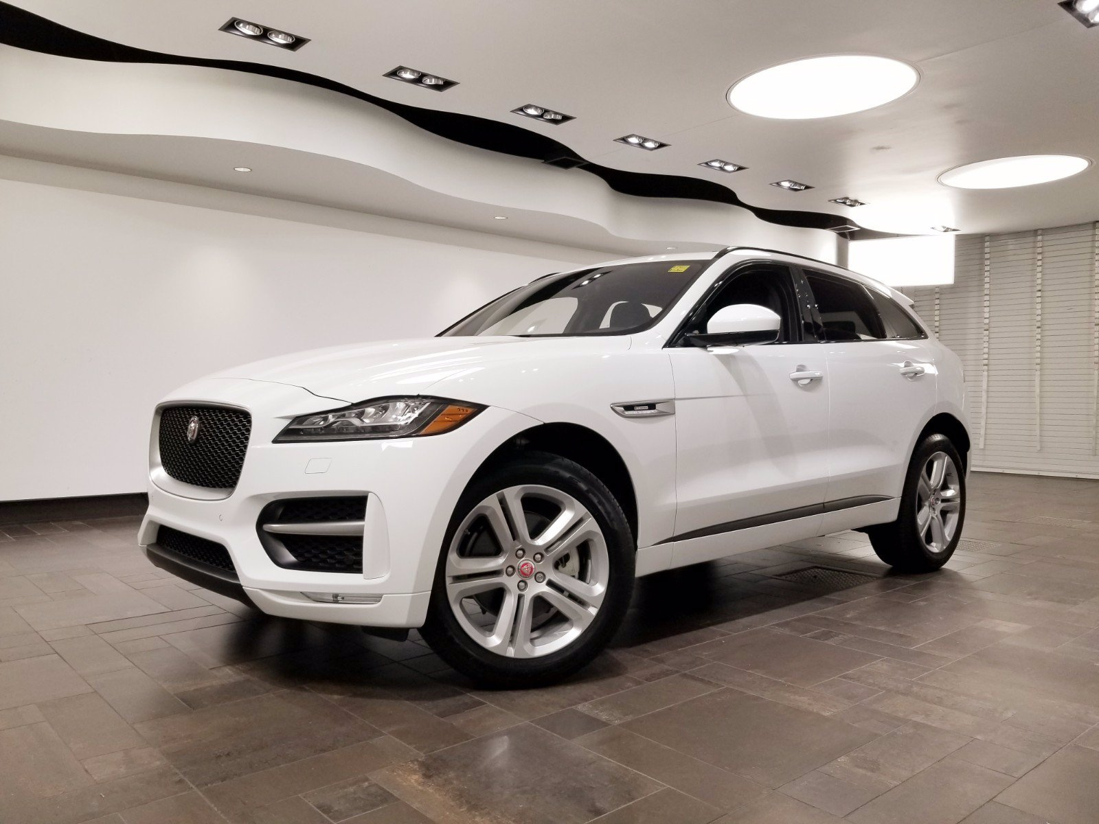 Certified Pre-Owned 2019 Jaguar F-PACE 30t R-Sport