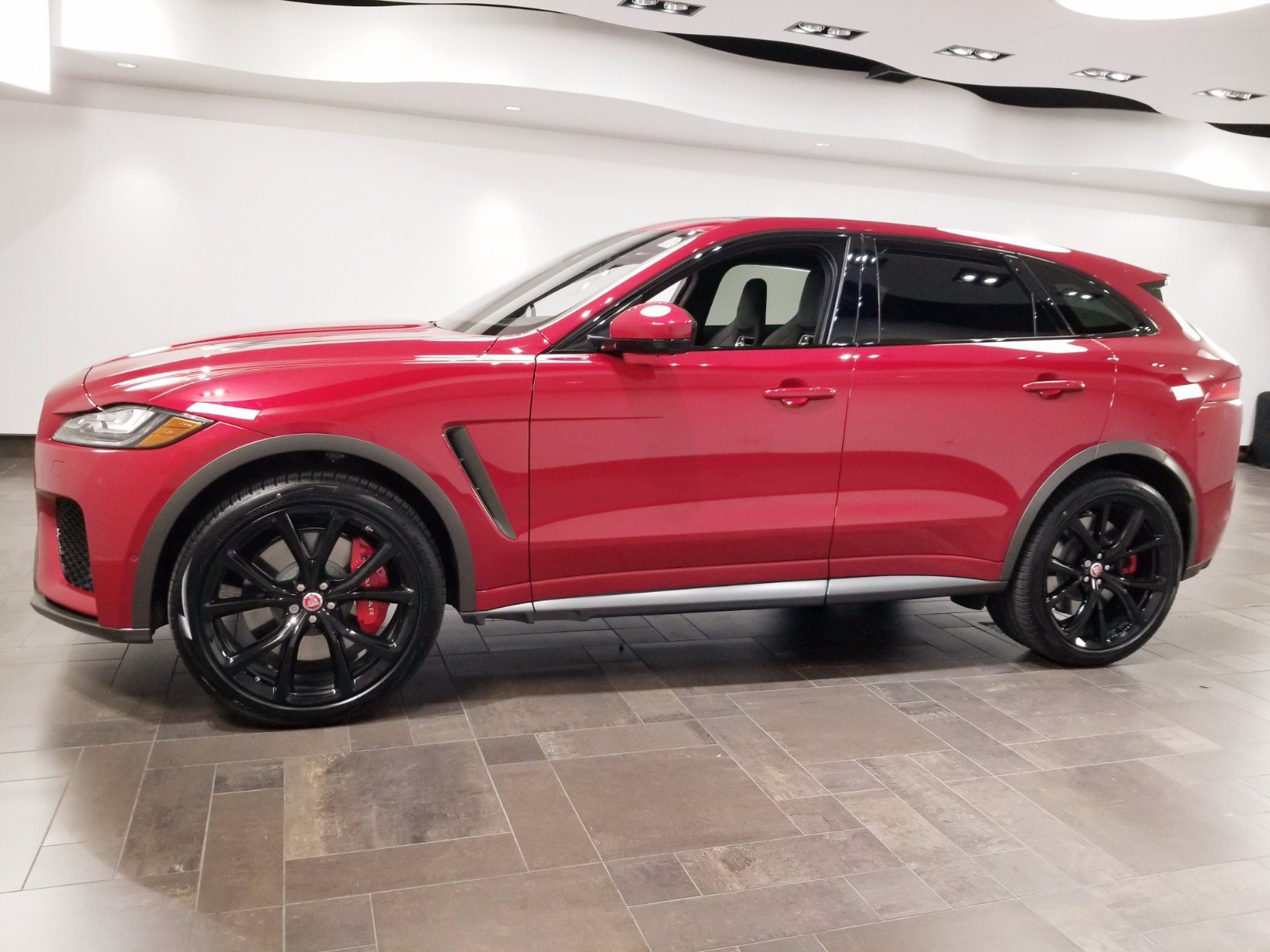 New 2020 Jaguar F-PACE SVR SUV in West Palm Beach #J21777 ...