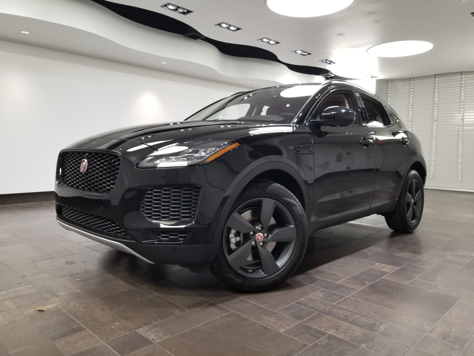 New 2020 Jaguar E-PACE P250