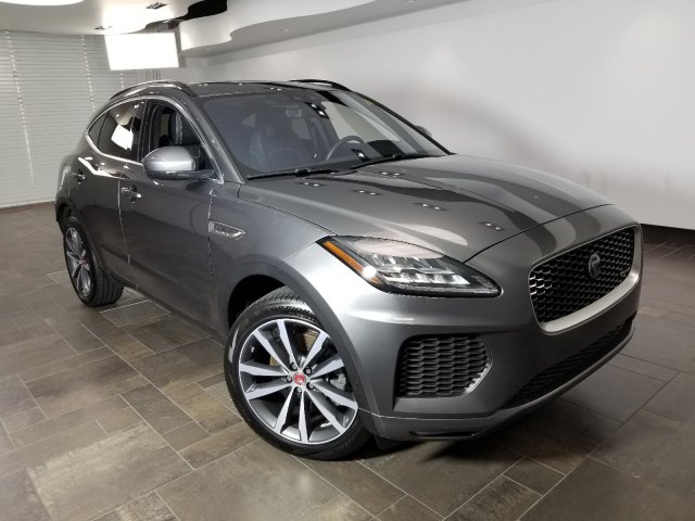 Certified Pre-Owned 2018 Jaguar E-PACE R-Dynamic HSE