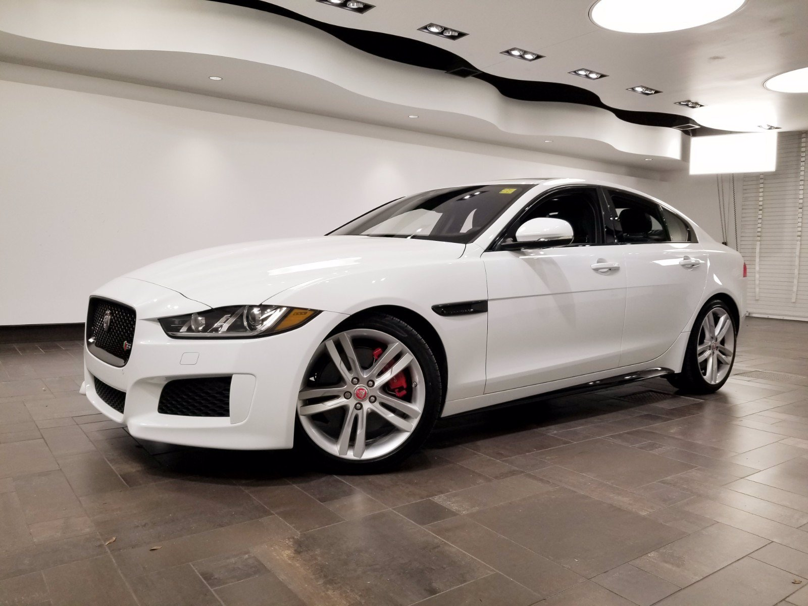 Certified Pre-Owned 2019 Jaguar XE S