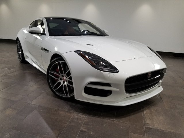 Certified Pre Owned 2018 Jaguar F Type R