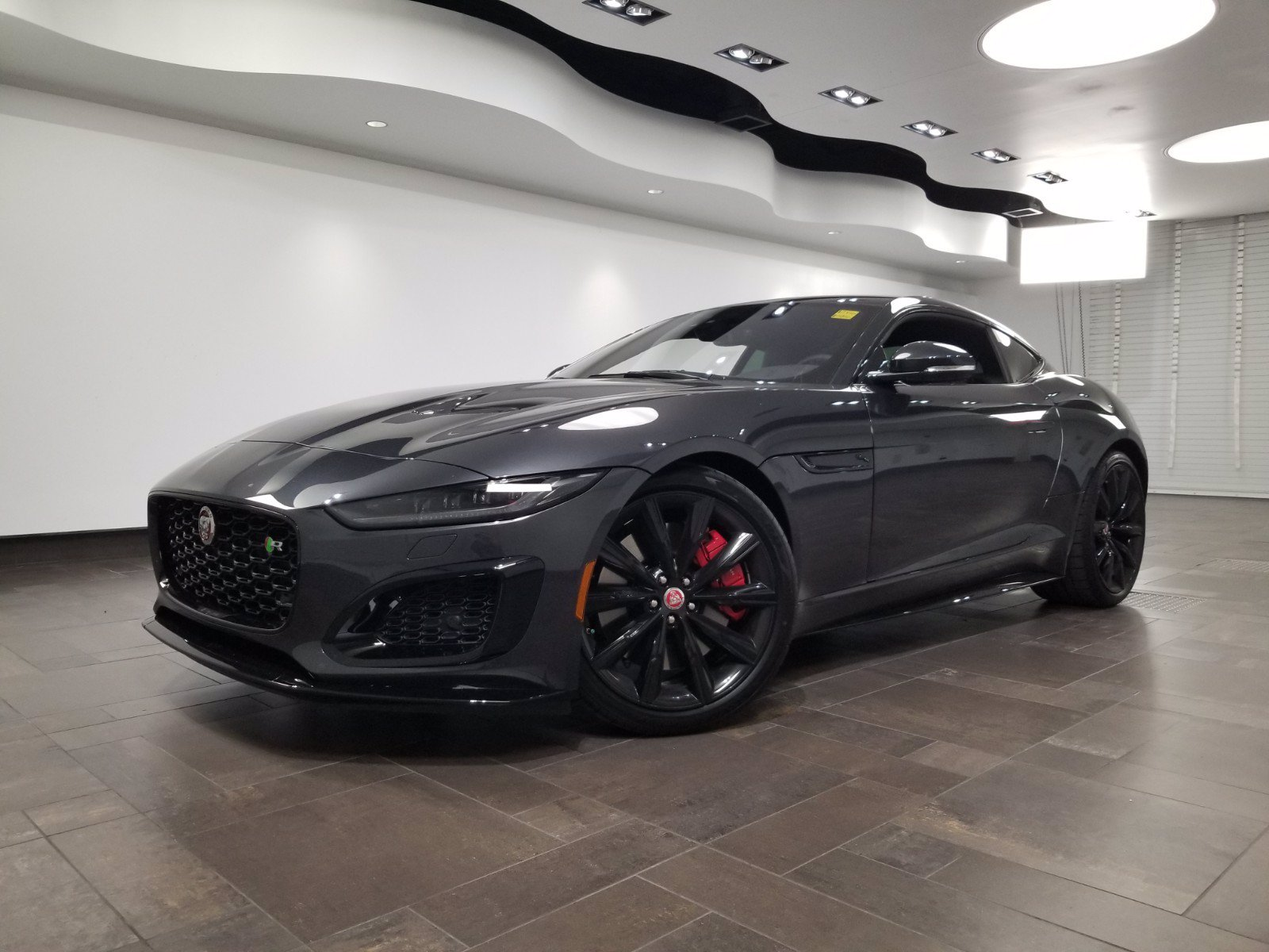 Certified Pre-Owned 2021 Jaguar F-TYPE R Coupe