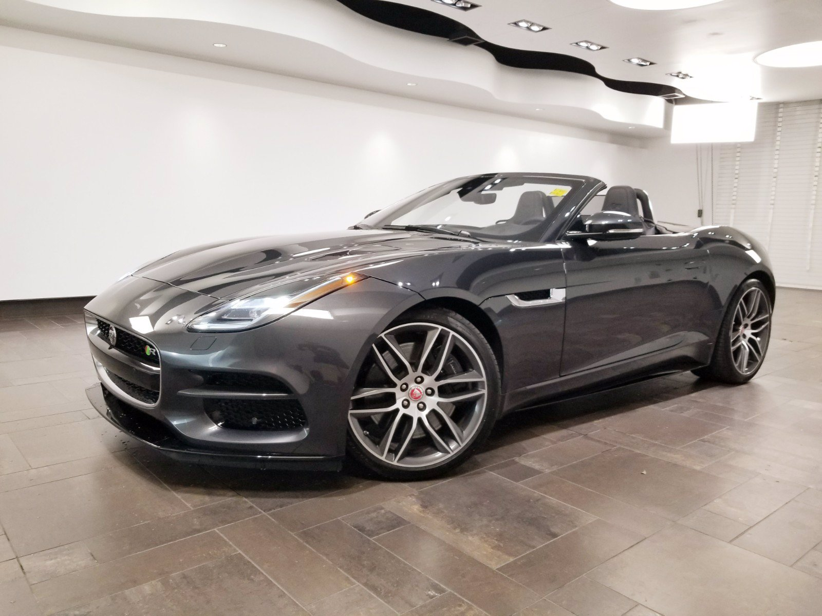 Certified Pre-Owned 2020 Jaguar F-TYPE R Convertible