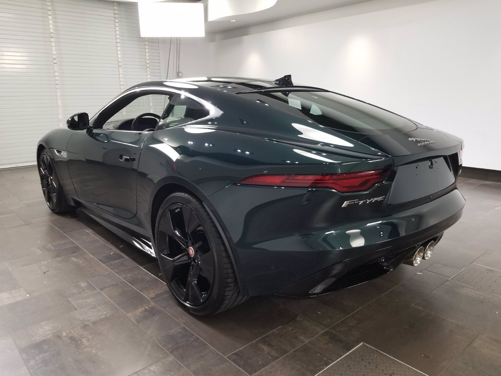 New 2021 Jaguar F-TYPE R-Dynamic Coupe Coupe in West Palm ...
