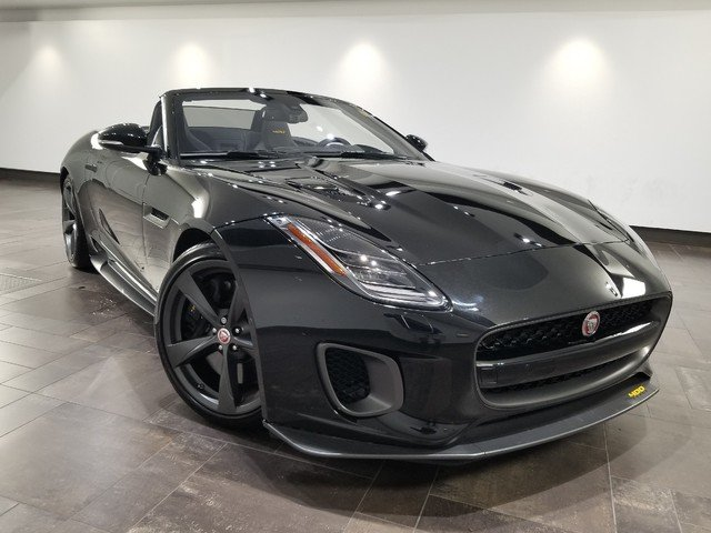 Certified Pre-Owned 2018 Jaguar F-TYPE 400 Sport