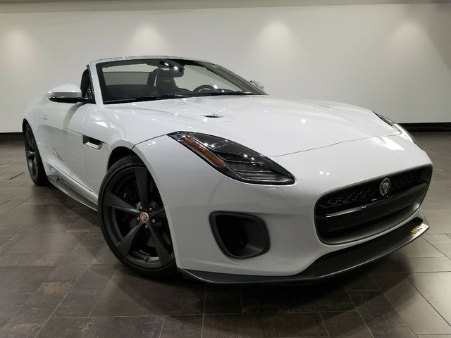 Lovely New 2018 Jaguar F TYPE 400 Sport