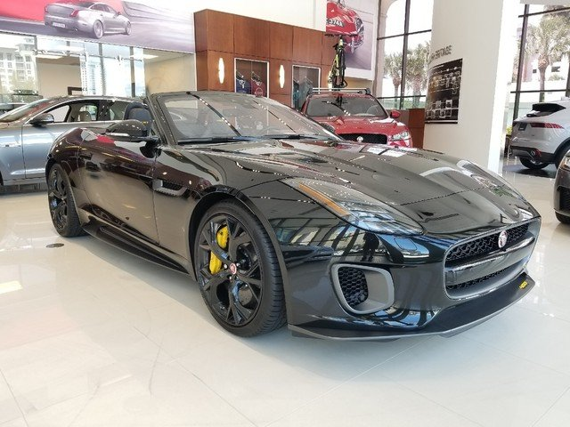New 2018 Jaguar F Type 400 Sport