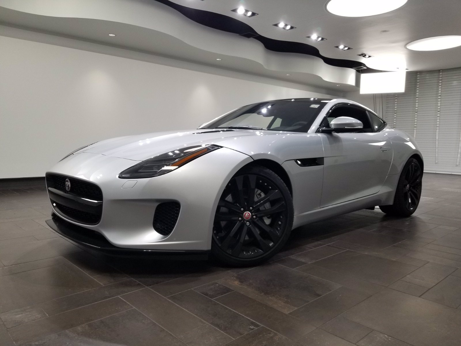 New 2020 Jaguar F-TYPE P300 Coupe