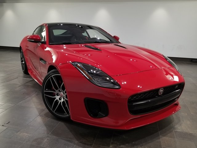 New 2020 Jaguar F-TYPE P300 Chequered Flag Limited Edition