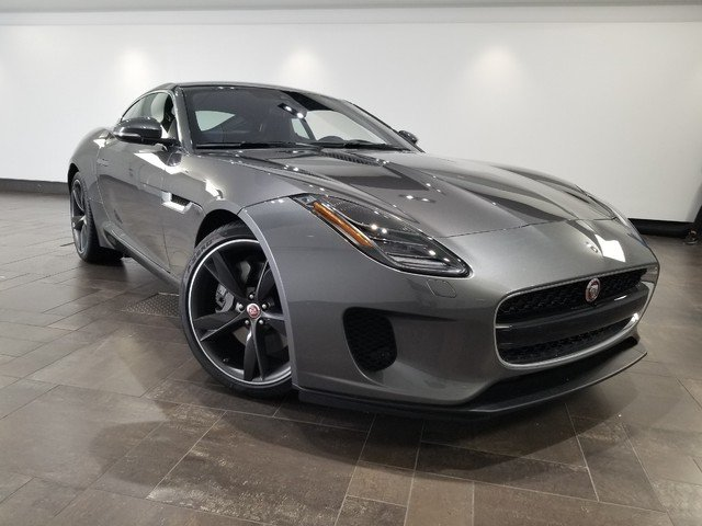 New 2019 Jaguar F TYPE P340
