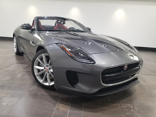 New 2019 Jaguar F TYPE P300