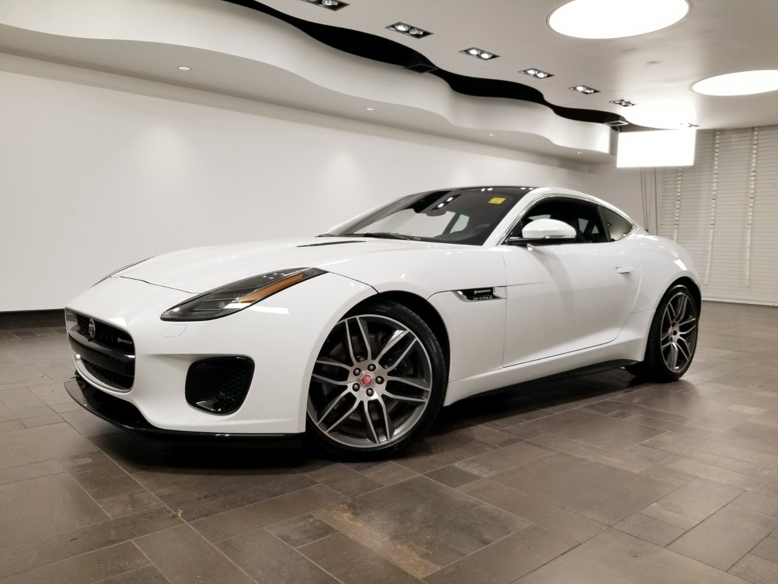 Certified Pre-Owned 2019 Jaguar F-TYPE R-Dynamic