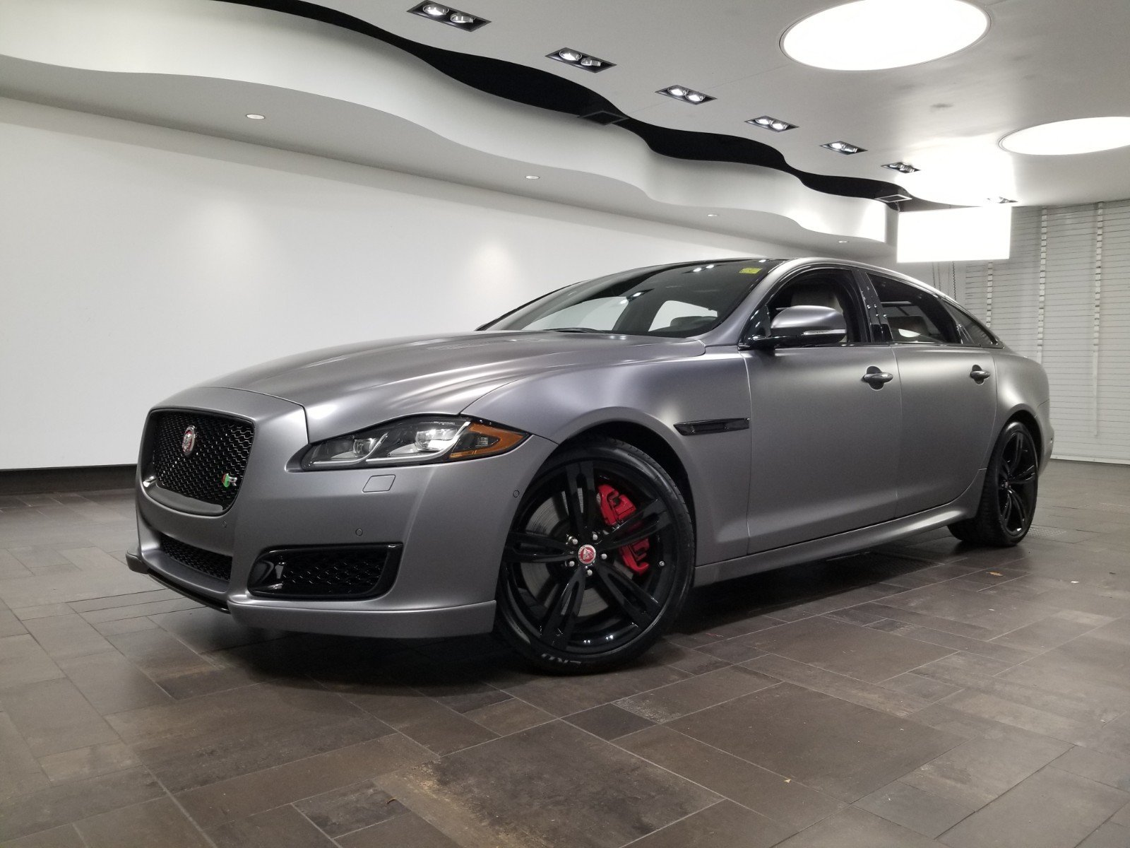 Certified Pre-Owned 2018 Jaguar XJ XJR575