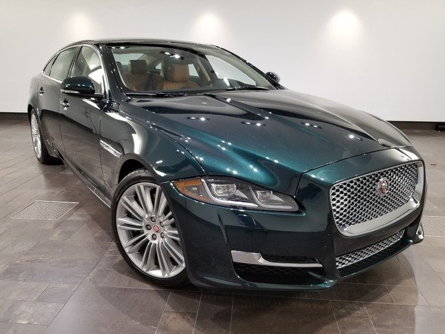 Attractive New 2018 Jaguar XJ XJL Supercharged