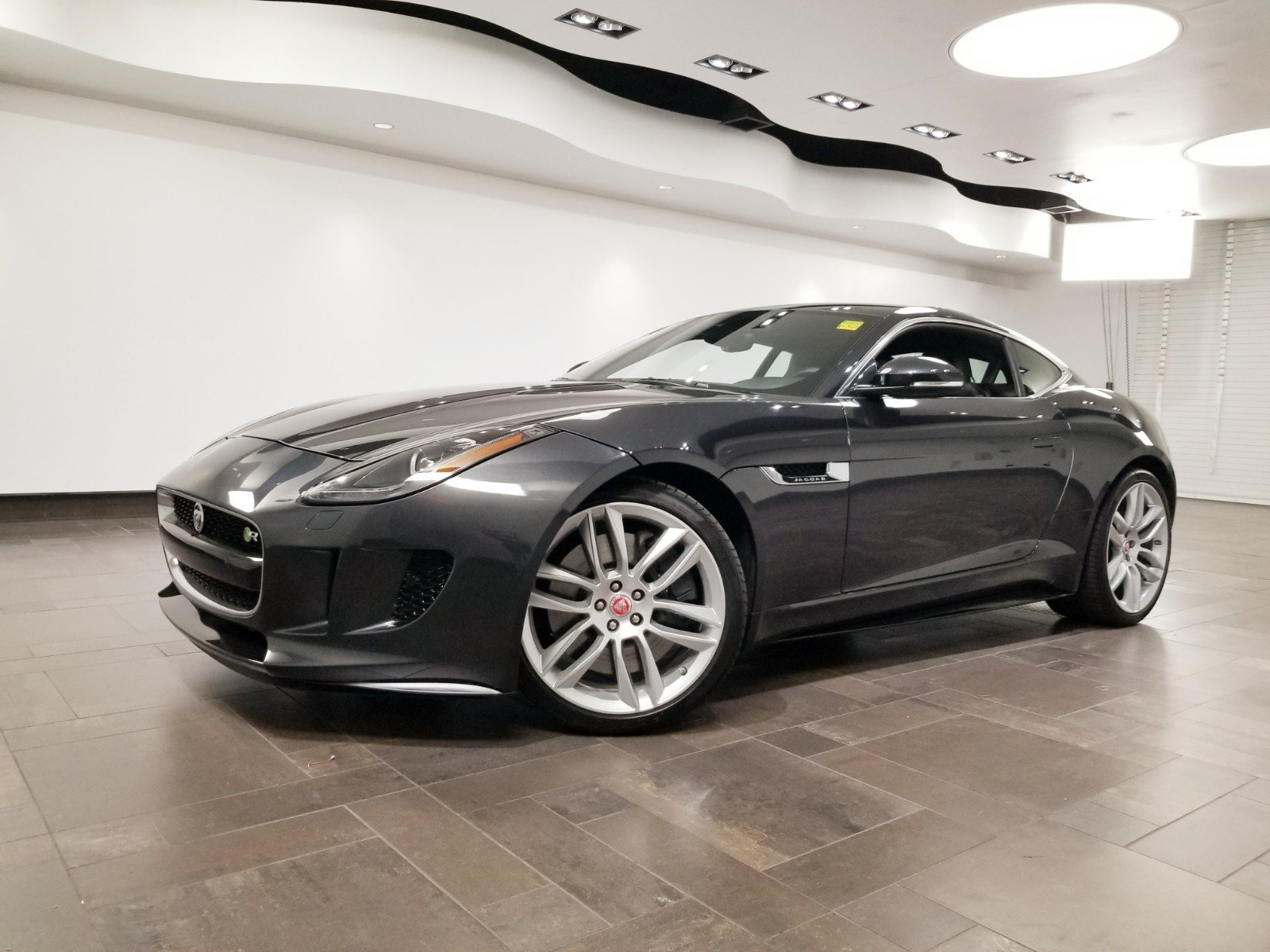 Pre-Owned 2015 Jaguar F-TYPE R Coupe
