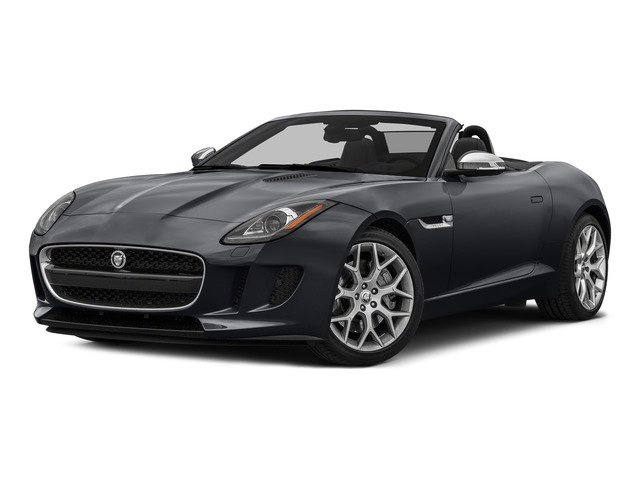 Pre-Owned 2016 Jaguar F-TYPE Convertible