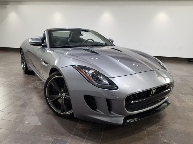 Certified Pre-Owned 2014 Jaguar F-TYPE V6 S