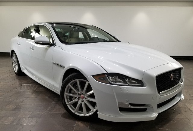 certified pre-owned 2017 jaguar xj xj r-sport 4 door sedan in west