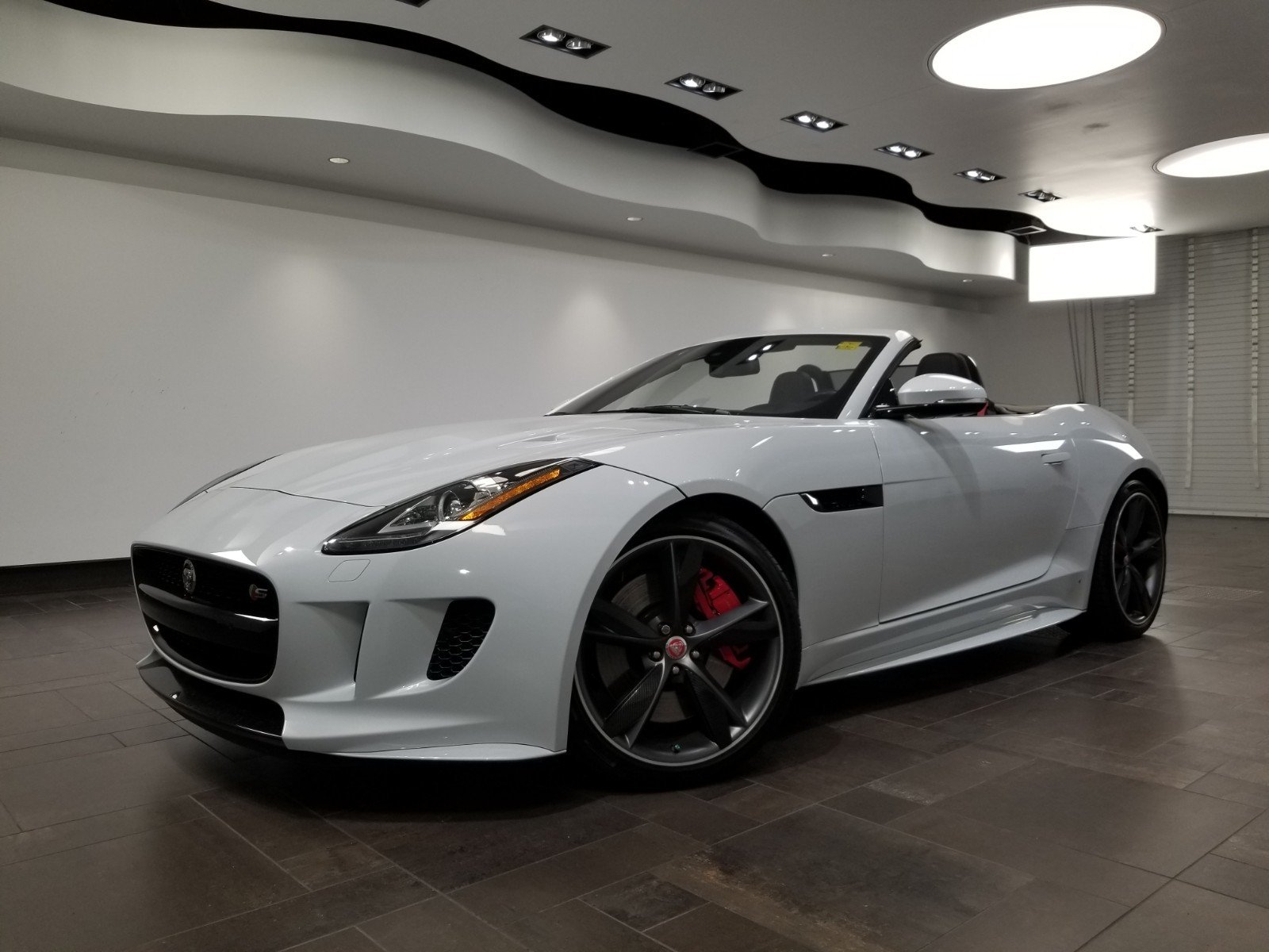 Certified Pre-Owned 2017 Jaguar F-TYPE S AWD
