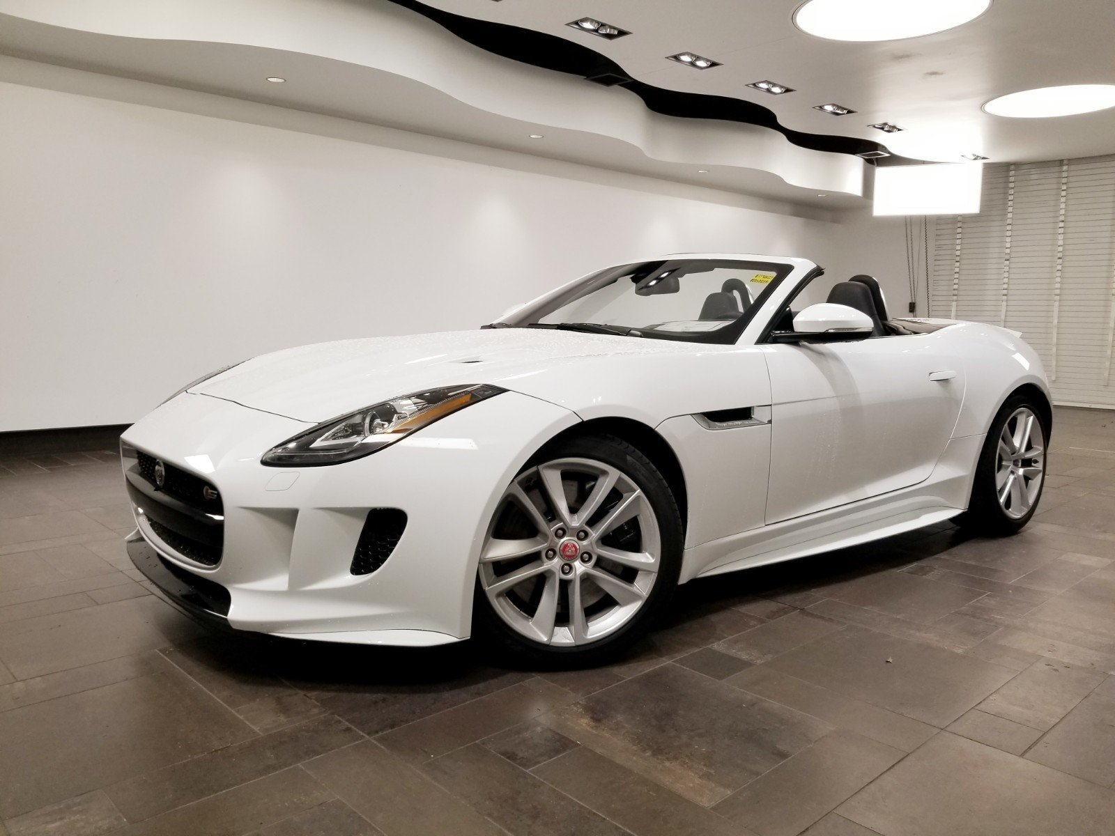 Jaguar F Type S >> Certified Pre Owned 2017 Jaguar F Type S With Navigation Awd
