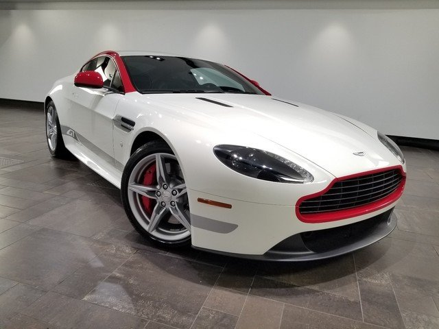 PreOwned Aston Martin V Vantage GT Dr Car In West Palm Beach - Aston martin db9 pre owned