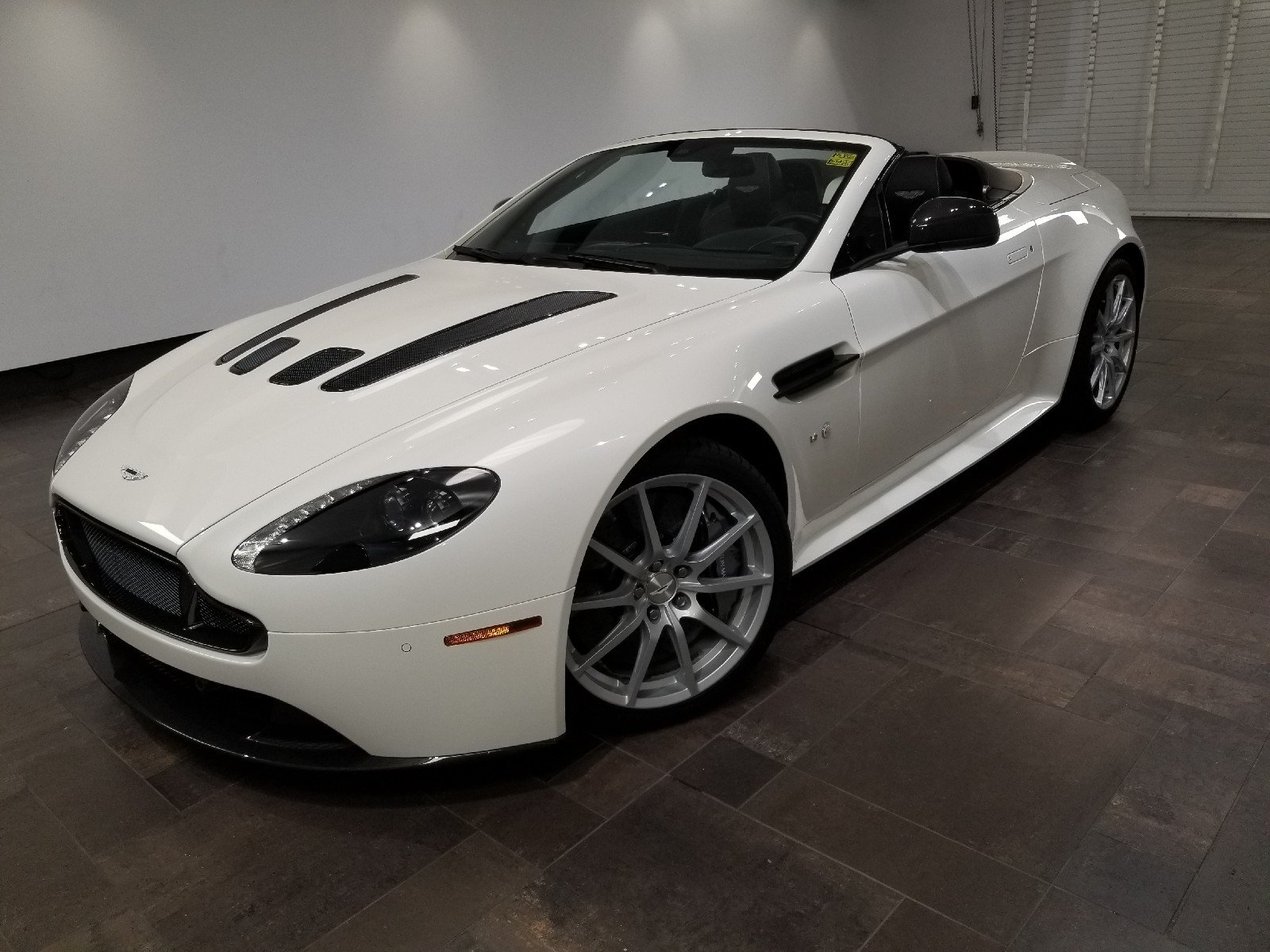 Pre-Owned 2017 Aston Martin Vantage S