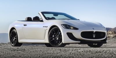 Pre-Owned 2016 Maserati GranTurismo Convertible MC