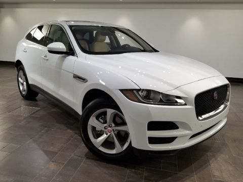 New 2019 Jaguar F-PACE 25t