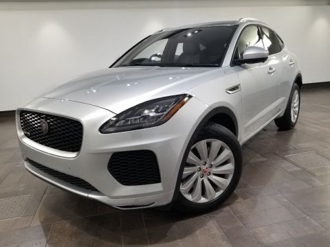 Pre-Owned 2018 Jaguar E-PACE R-Dynamic SE