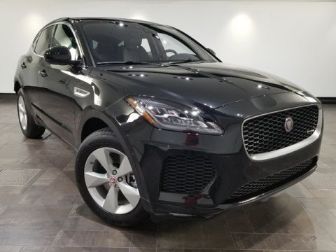 New 2018 Jaguar E-PACE R-Dynamic S