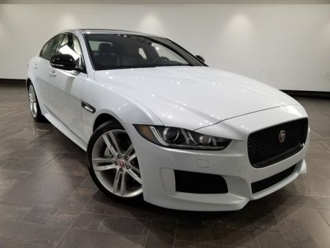 New 2019 Jaguar XE 25t Landmark