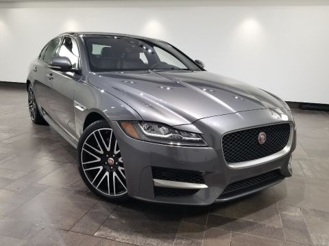 New 2018 Jaguar XF 20d R-Sport