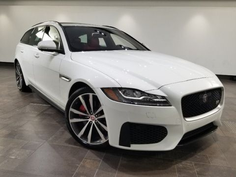 Certified Pre-Owned 2018 Jaguar XF Sportbrake S