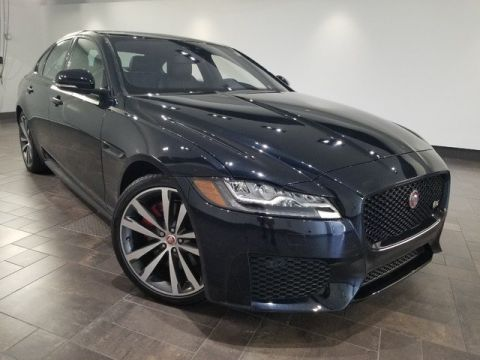 New 2017 Jaguar XF S