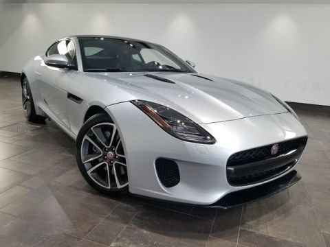 Certified Pre-Owned 2018 Jaguar F-TYPE 296HP