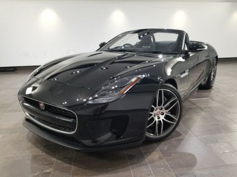 New 2019 Jaguar F-TYPE P300
