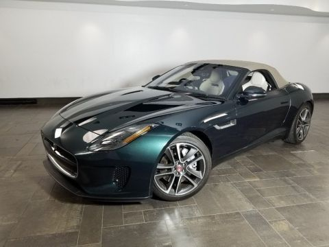 New 2020 Jaguar F-TYPE