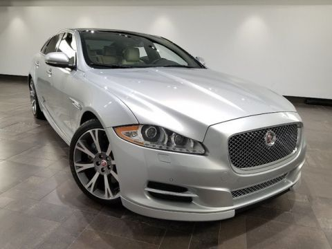 Pre-Owned 2015 Jaguar XJ Sport Edition