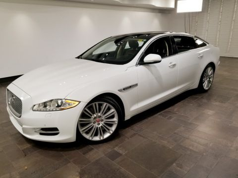 Pre-Owned 2014 Jaguar XJ XJL Supercharged