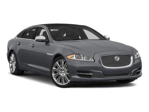 Pre-Owned 2015 Jaguar XJ XJL Supercharged