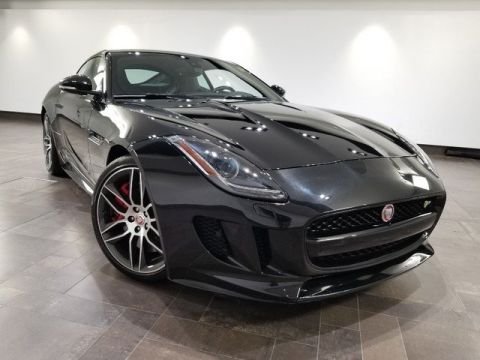 Pre-Owned 2015 Jaguar F-TYPE R