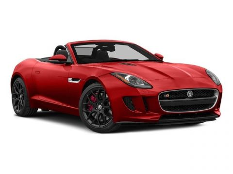Certified Pre-Owned 2016 Jaguar F-TYPE S
