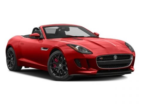 Certified Pre-Owned 2017 Jaguar F-TYPE S