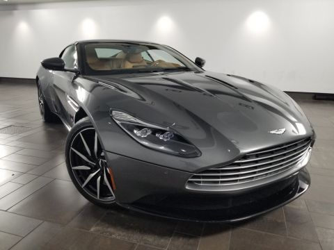 Pre-Owned 2017 Aston Martin DB11 V12 Coupe